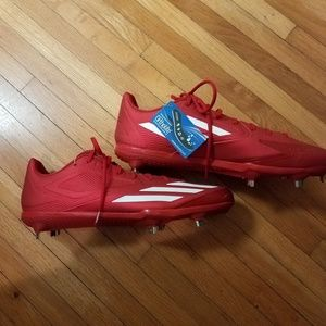 New Adidas Adizero Ortholite Metal Cleats